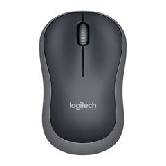 Miš Logitech M185 Wireless, crni, bežični