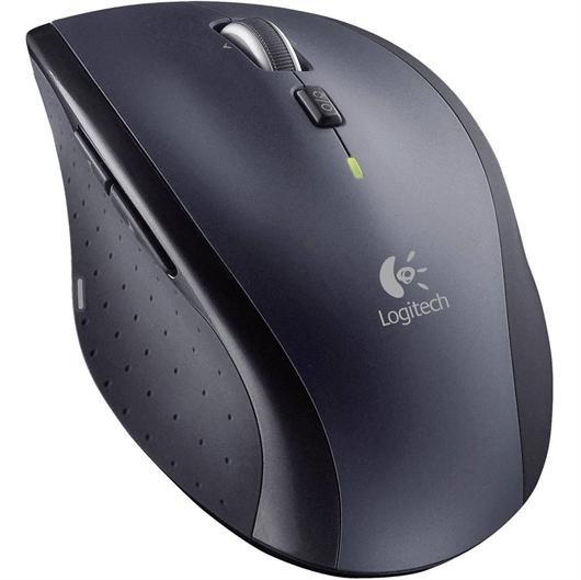 Miš Logitech Marathon M705, bežični, crni