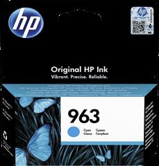 Tinta HP 3JA23AE nr.963 (plava), original