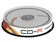CD-RW medij za višestruko snimanje, 10 komada
