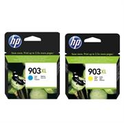 Tinta HP nr.903XL (plava + žuta), dvostruko pakiranje, original