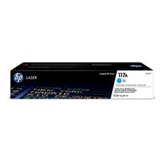 Toner HP W2071A 117A (plava), original