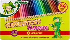 Bojice Jolly Kinderfest Classic, 36 kom