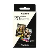 Foto papir Canon ZINK, 20 listova (5 x 7,6 cm)
