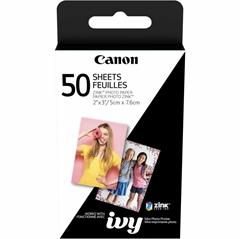Foto papir Canon ZINK, 50 listova (5 x 7,6 cm)