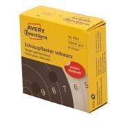 Naljepnice (točke za označavanje) Zweckform 3522, promjer 19 mm, crne