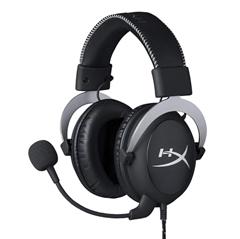 Slušalice Kingston HyperX Cloud Pro Silver, žične, za igrice
