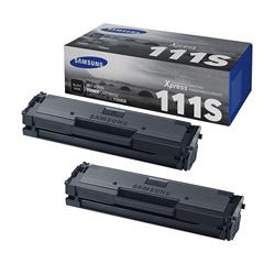 Komplet tonera Samsung MLT-D111S (SU810A) (crna), dvostruko pakiranje, original