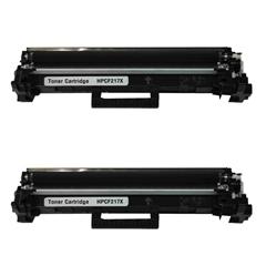 Komplet tonera HP CF217X 17X (crna), dvostruko pakiranje, zamjenski