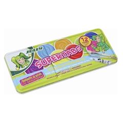 Vodene bojice Jolly Supertabs, 12 komada