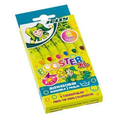 Flomasteri Jolly Booster XL, 6 kom