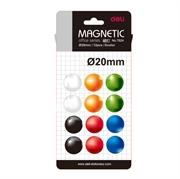 Magneti Deli, fi-20 mm, 12 kom