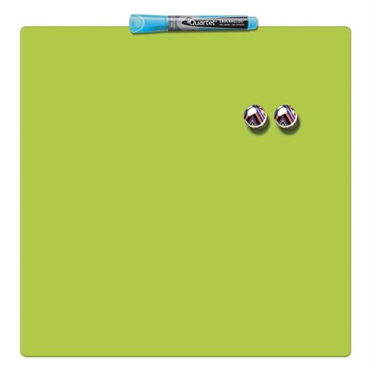 Magnetna ploča Nobo Quarter 36 x 36 cm, zelena