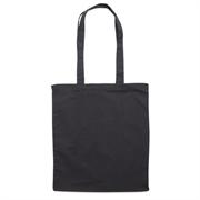 Pamučna vrećica Basic long, crna
