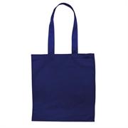 Pamučna vrećica Basic long, plava