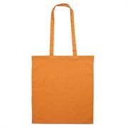 Pamučna vrećica Basic long, narančasta