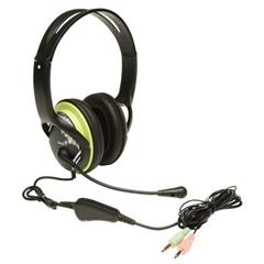 Slušalice s mikrofonom Genius HS-400A, žičane