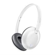 Slušalice s mikrofonom Philips SHB4405WT, bezične, bijele