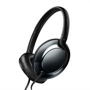Slušalice s mikrofonom Philips SHB4405WT, žičane, crne