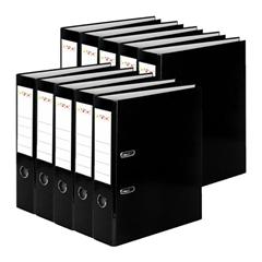 Registrator QBO A4/75 (crna), samostojeći, 10 komada