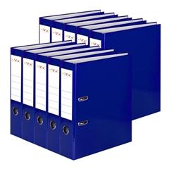 Registrator QBO A4/50 (plava), samostojeći, 10 komada