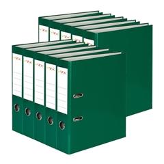 Registrator QBO A4/50 (zelena), samostojeći, 10 komada