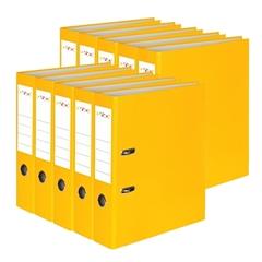 Registrator QBO A4/50 (žuta), samostojeći, 10 komada