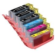 Komplet tinta za Canon 2 x PGI-570 XL + CLI-571 XL (BK/C/M/Y), zamjenski