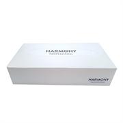 Kozmetičke maramice Harmony Professional, 2-slojni, bijeli