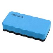 Magnetna spužva za bijelu ploču, periva, plava