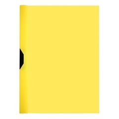 Mapa Clip Optima, žuta