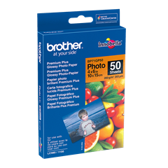 Foto papir Brother BP71GP50 10 x 15 cm, 50 listova, 260 grama