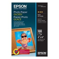 Foto papir Epson C13S042548, A6, 100 listova, 200 grama