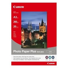 Foto papir Canon SG-201, A3, 20 listova, 260 grama