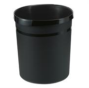 Koš za smeće Han Grip 18 L, crni