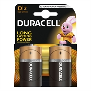 Baterija Duracell D-veličine LR20, 2 komada