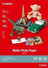 Foto papir Canon MP-101, A3, 40 listova, 170 grama