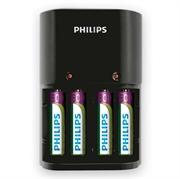 Punjač za baterije Philips MultiLife + 4x AAA 800 mAh
