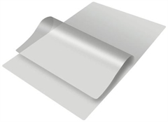 Vrećice za plastificiranje A6 (154 x 111 mm), 125 mic, 100 komada