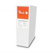 Omoti za termičko uvezivanje Peach PBT312-01, 12 mm, bijela, 10 komada