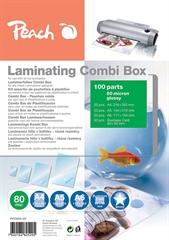 Vrećice za plastificiranje, komplet (do A4), 100 komada (PPC500-03)