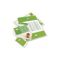 Vrećice za plastificiranje GBC, komplet br. 3 (do A4), 30 kom