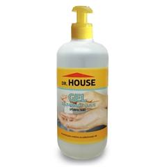 Dezinfekcijsko sredstvo za ruke Dr. House, s dozatorom, 500 ml