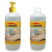 Dezinfekcijsko sredstvo za ruke Dr. House, komplet, 500 ml + 600 ml