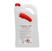 Dezinfekcijsko sredstvo za glatke površine Cleanex Pro, 5 l