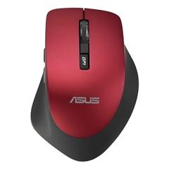 Miš Asus WT425, bežični, crveni