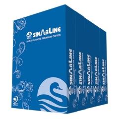 Fotokopirni papir SinarLine Premium A4, 2.500 listova, 80 g