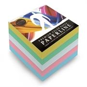 Papirna kocka PaperLine, u bojama,  800 listova