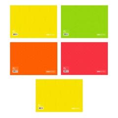 Bilježnica A4, brezcrta, 52 listova, geometric