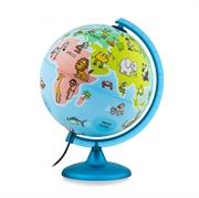 Globus Mappa&Mondo, 25 cm, sa svjetlom, engleski